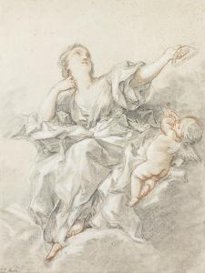 Astronomy by Francois Boucher