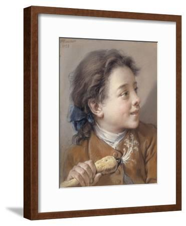 Boy with a Carrot, 1738
