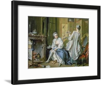 La Toilette, 1742
