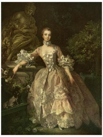 Marquise De Pompadour, 1759