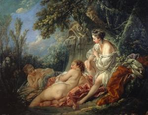 The Four Seasons: Summer by Francois Boucher