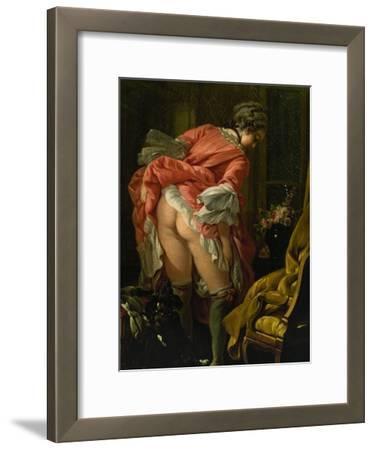 The Raised Skirt, 1742