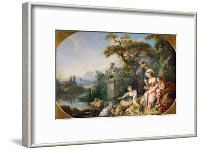 The Shepherd's Presents, (The Nest) Collection of Louis XV
