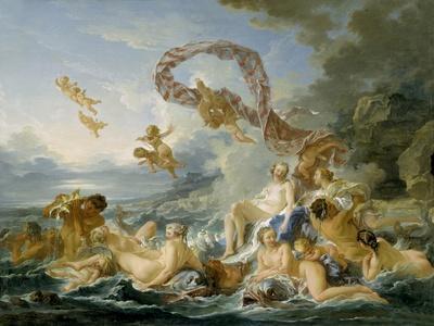 The Triumph of Venus, 1740