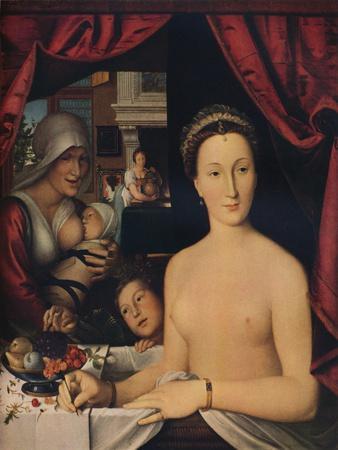 'Diane de Poitiers,' 1571