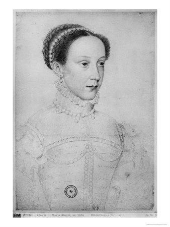 Mary I Stuart, Queen of Scots