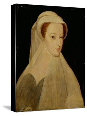 Mary, Queen of Scots in White Mourning