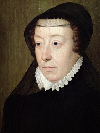 Portrait of Catherine de Medici