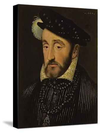 Portrait of Henri II of France