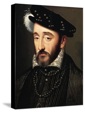 Portrait of Henry II of France, King of France