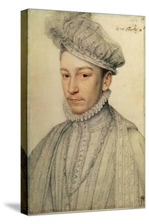 Portrait of King Charles IX of France, 1566
