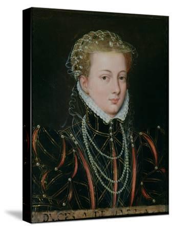 Portrait of Margaret, Duchess of Parma (1522-86), Regent of the Netherlands 1559-67
