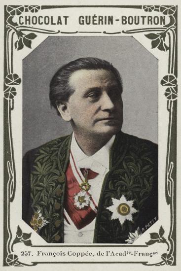 Francois Coppee, De L'Academie-Francaise--Giclee Print