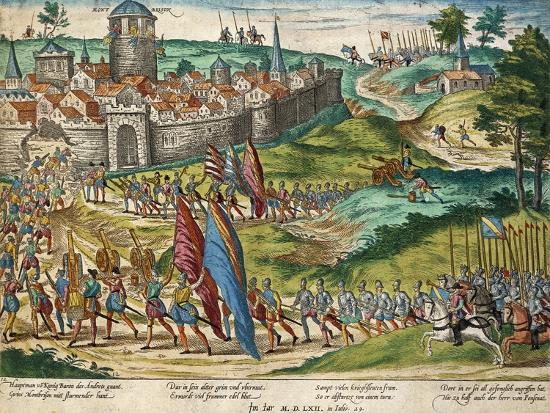 Francois De Beaumont--Giclee Print