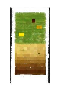 Genesis Day 3: Vegetation, 2014 by Francois Domain