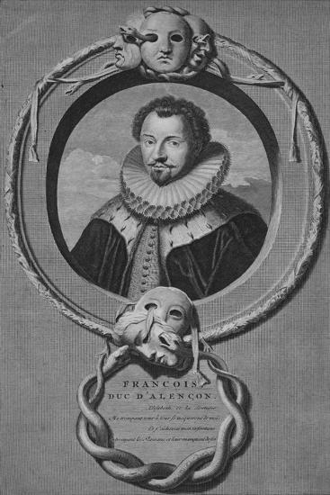 Francois Duc DAlencon, c1900-Gunst-Giclee Print