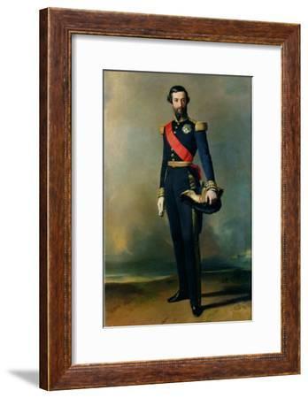 Francois-Ferdinand-Philippe D'Orleans-Franz Xaver Winterhalter-Framed Giclee Print