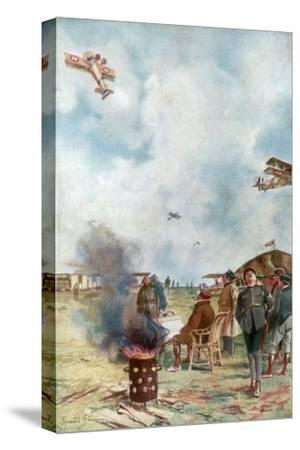 An Inversion a Little Close to the Ground, 1918