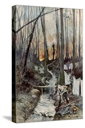 In the Wood of Roucy (Aisn), 15 April 1917