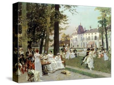Reception at Malmaison, 1802