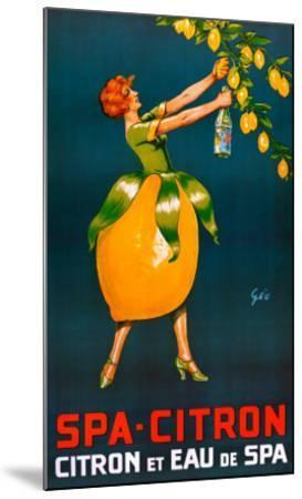 Spa-Citron by Francois Geo
