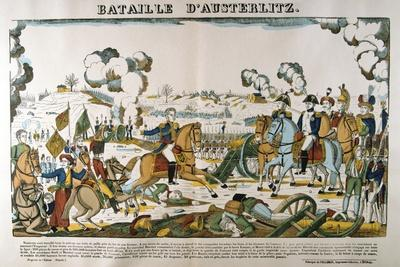 Battle of Austerlitz, December 1805