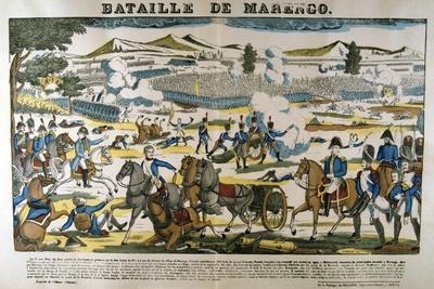 Battle of Marengo, 13 June, 1800