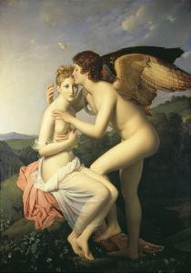 Amor Und Psyche by Francois Gerard