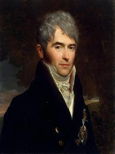 Count Viktor Pavlovich Kochubey, 1809 by Francois Gerard