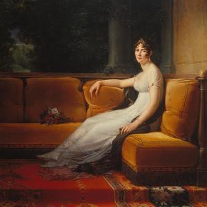 Empress Josephine, 1801 by Francois Gerard