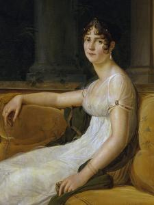 Empress Josephine, c.1801 by Francois Gerard