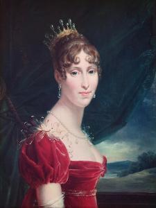 Hortense De Beauharnais by Francois Gerard