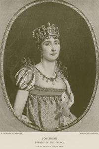 Josephine, Empress of the French by Francois Gerard