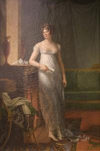 Madame Charles-Maurice De Talleyrand-Périgord, Princesse De Bénévent by Francois Gerard