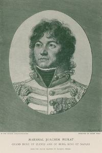 Marshal Joachim Murat by Francois Gerard