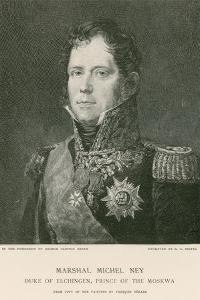 Marshal Michel Ney by Francois Gerard