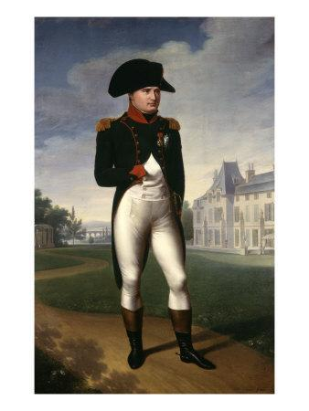 Napoleon Bonaparte, Emperor of France, at Malmaison, 1804