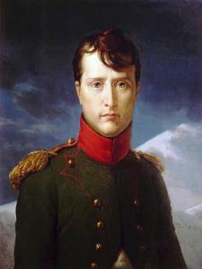 Napoléon Bonaparte Premier Consul by Francois Gerard