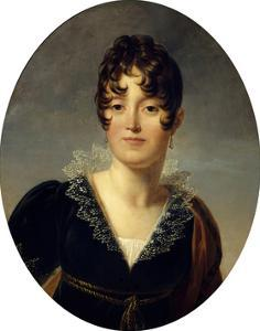 Portrait of Desiree Clary by Francois Gerard