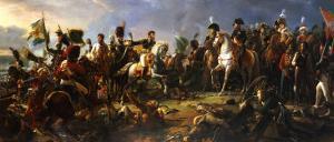 The Battle of Austerlitz by Francois Gerard