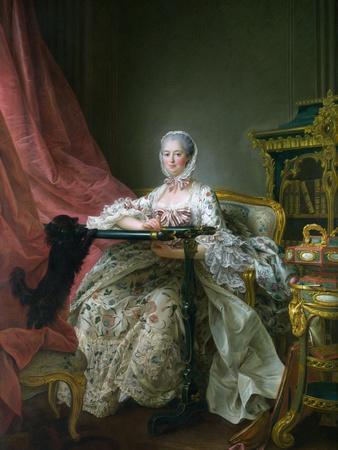Madame De Pompadour, 1763-64