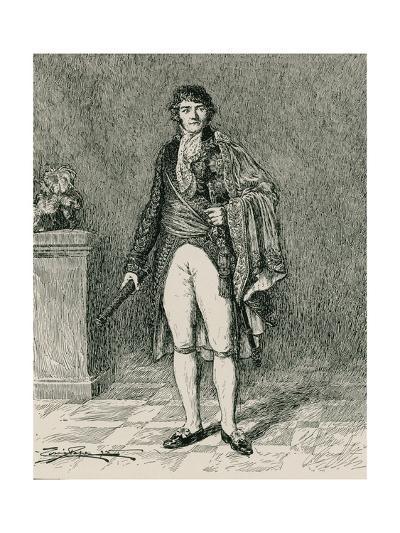 Francois-Joseph Lefebvre--Giclee Print