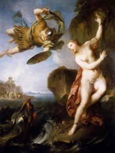 Lemoyne: Perseus by Francois Lemoyne