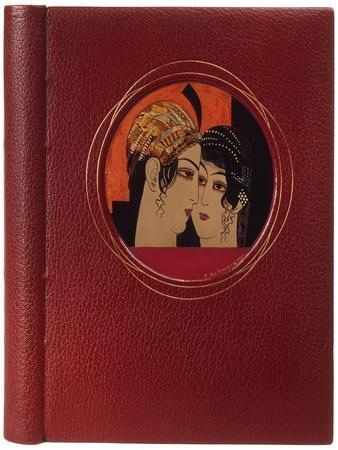 Book Cover of 'Histoire Charmante De L'Adolescente Sucre D'Amour' by Joseph Charles Mardrus, 1927