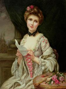 The Love Letter by Francois Martin-kavel