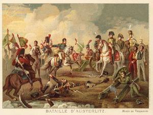 Battle of Austerlitz, 1805 by Francois Pascal Simon Gerard