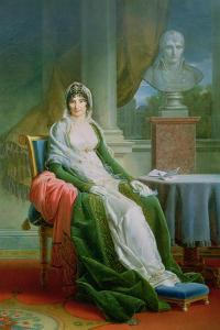 Madame Mere, Maria Letizia Ramolino Bonaparte, C.1800-04 by Francois Pascal Simon Gerard