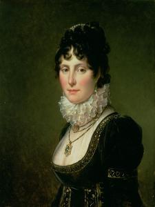 Mary Nisbet, Countess of Elgin, C.1804 by Francois Pascal Simon Gerard