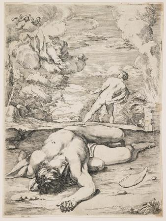 The Death of Abel, Late 1630s-Early 1640s