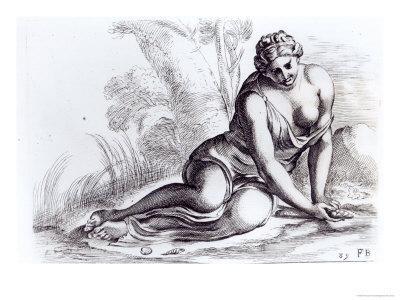 Venus in the Borghese Gardens, c.1653